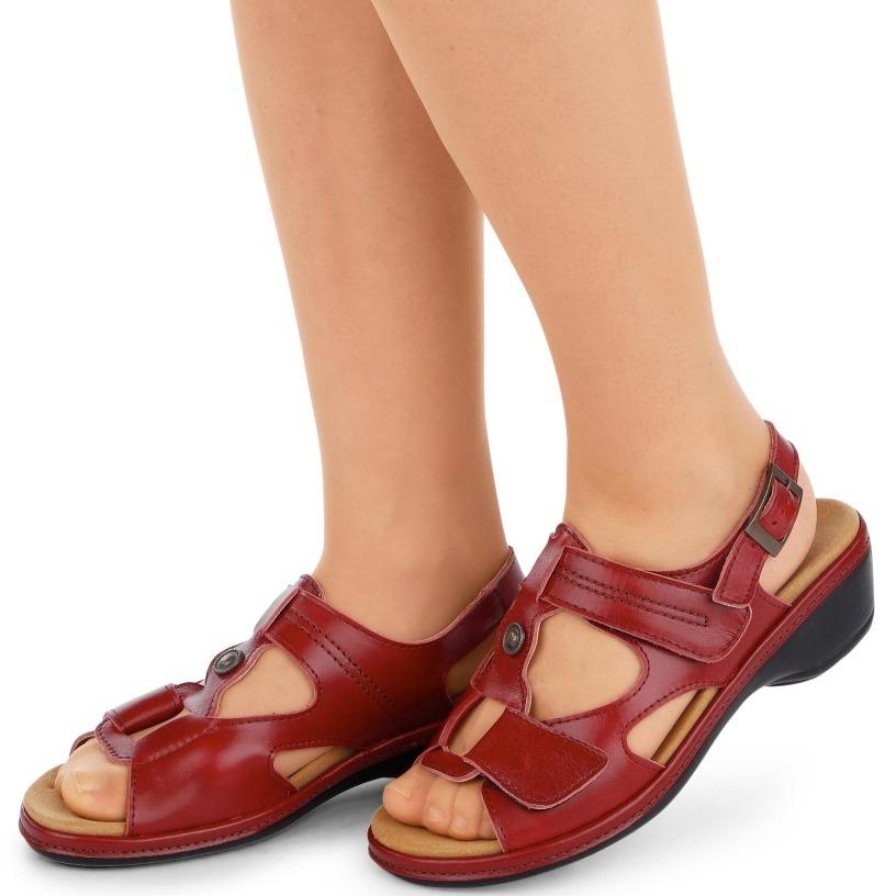 Ortopediska skor för kvinnor