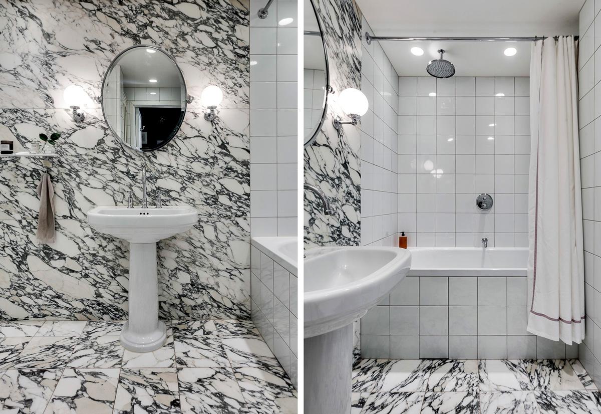 Östra lyx inspirerande marockanska badrum