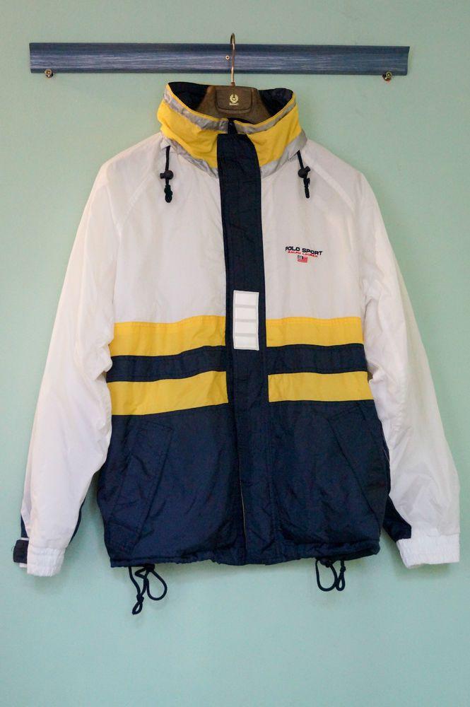 Polo Windbreaker Outfit Idéer