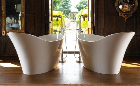Premium fristående badkar från Victoria Albert