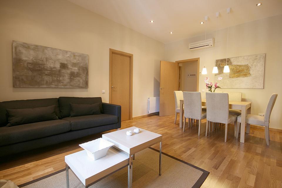 Raffinerad och elegant lägenhet