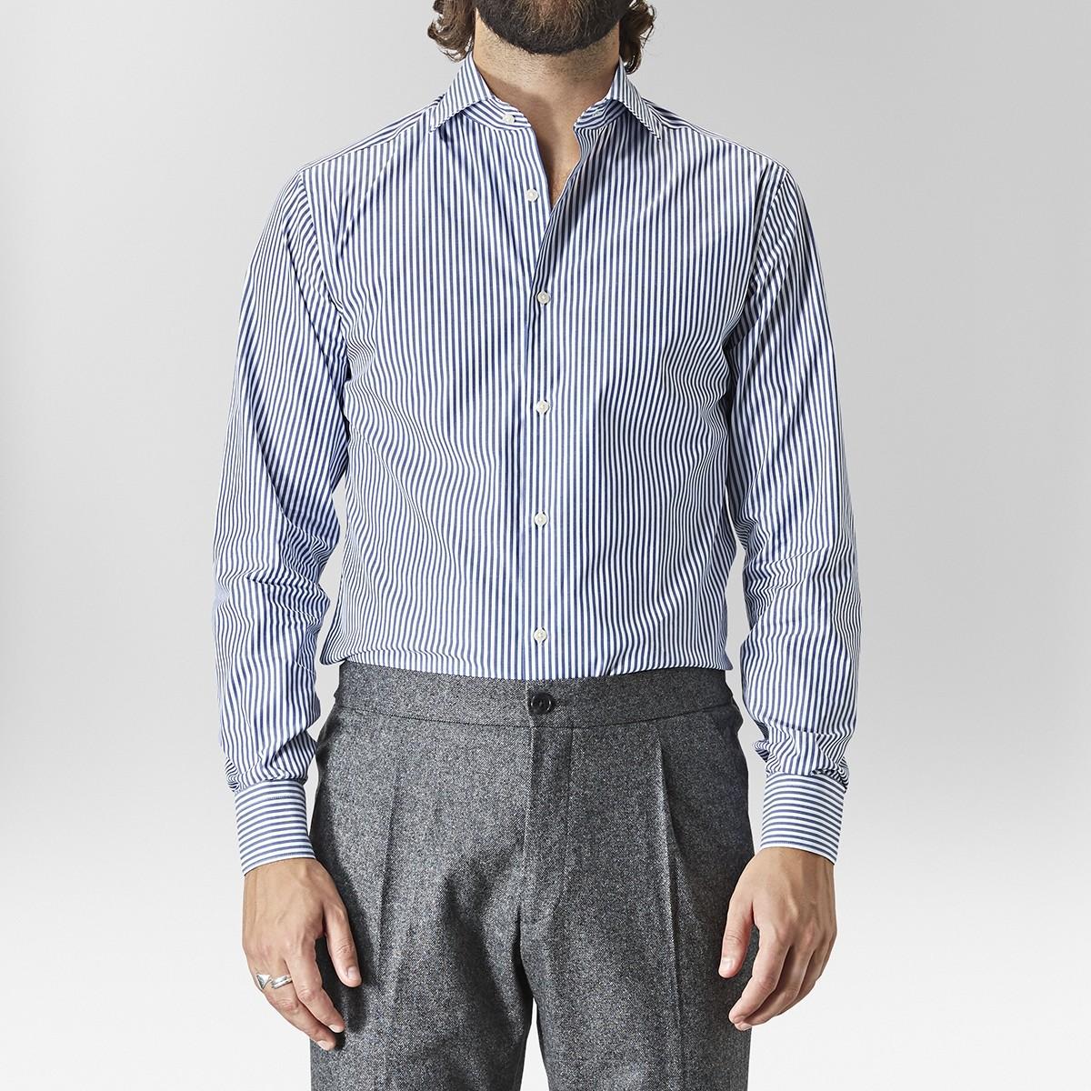 Randiga skjortor