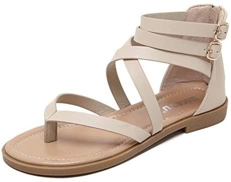 Romerska sandaler för kvinnor