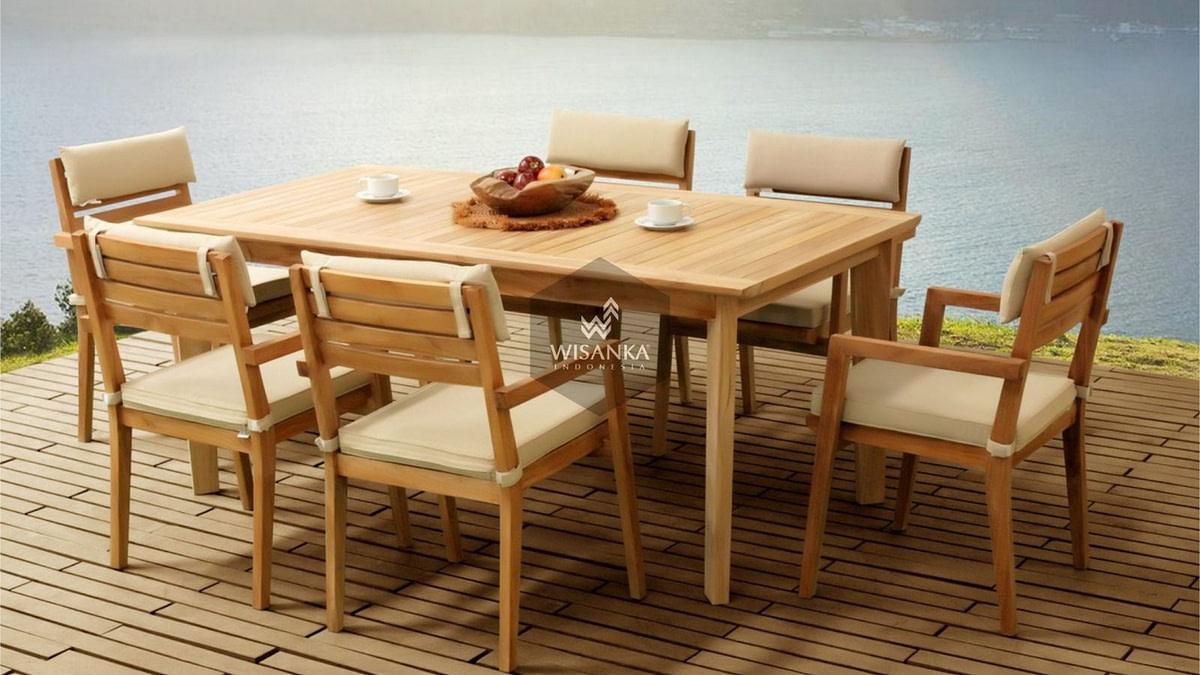 Samtida thailändska möbler