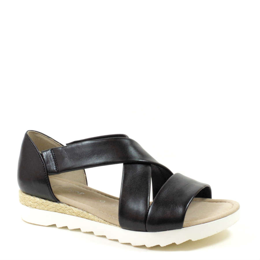Sandaler med häl för damer