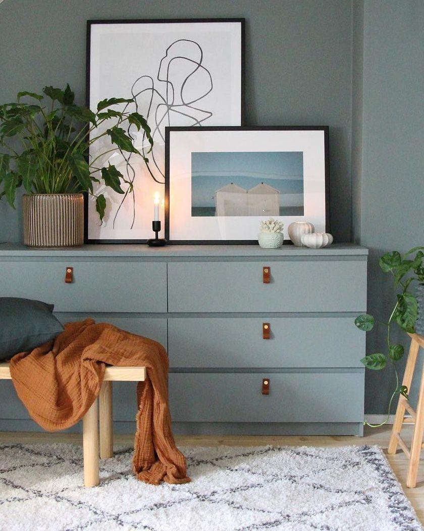 Sätt att införliva Ikea Malm Dresser i din inredning