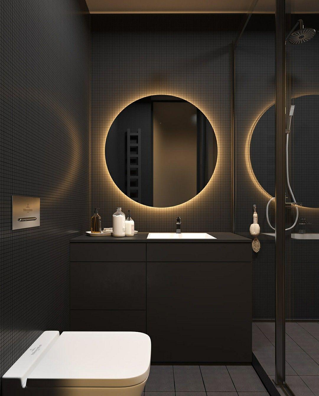 Sensuell lyxiga badrumsmöbler av Pom Dor