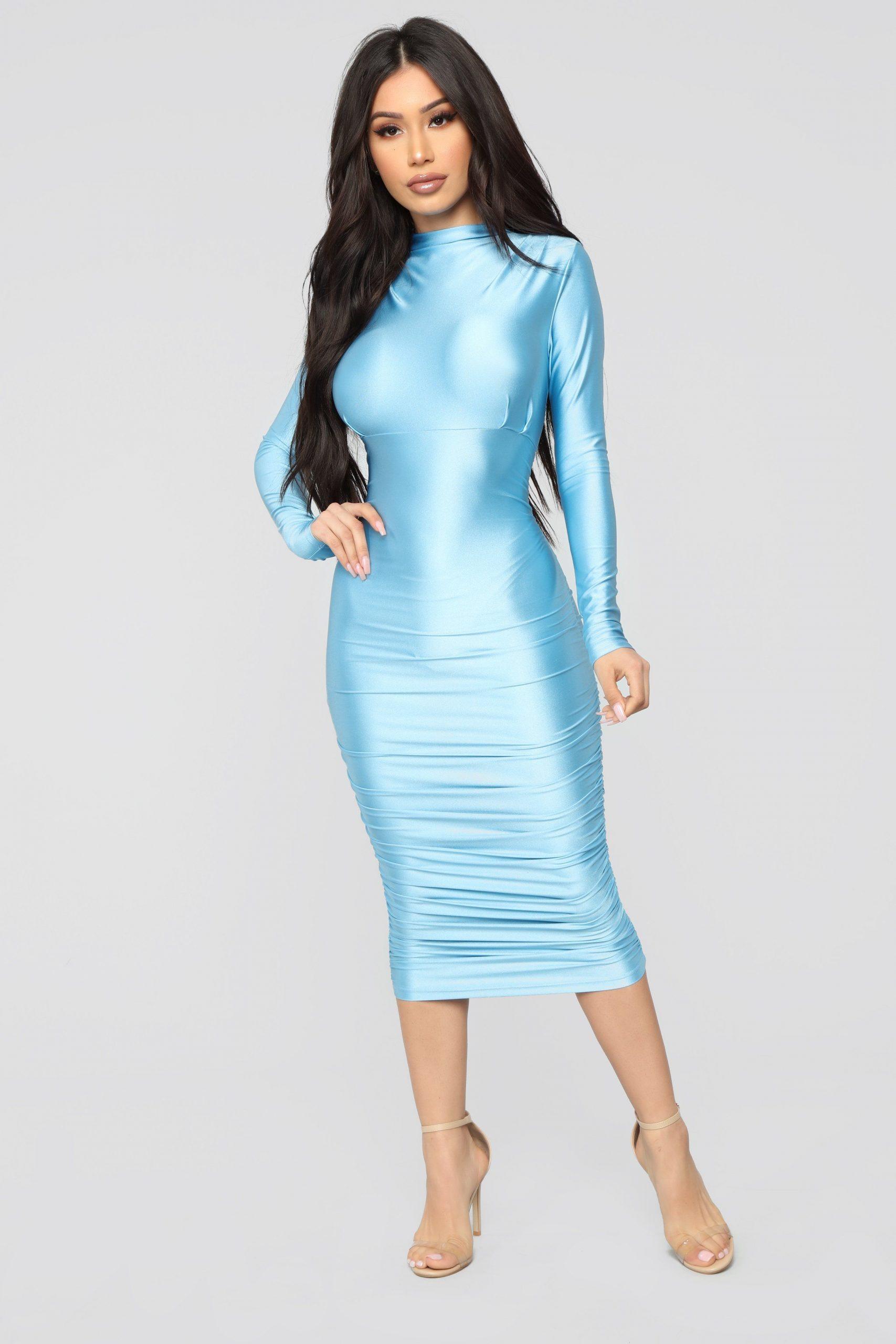 Sexiga Midi Dress Idéer