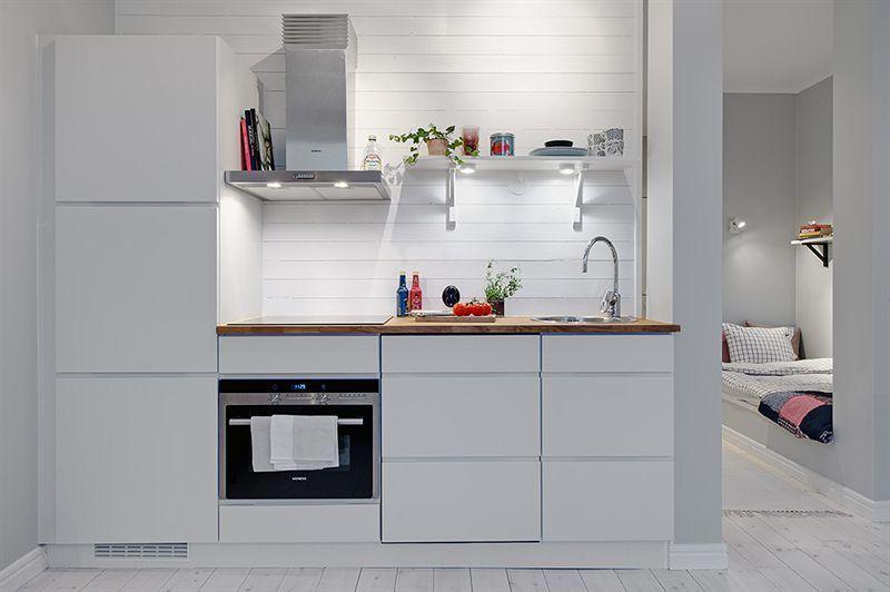 Små kök design idéer