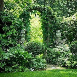 Små trädgårdsdekorationsidéer