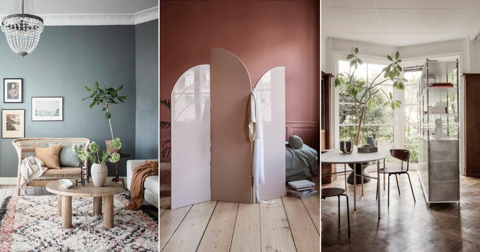 Små utrymmen Möbler Tips Idéer