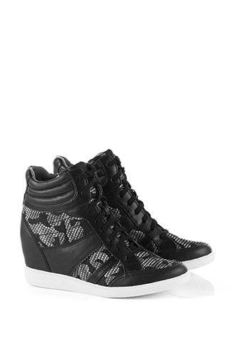 Sneaker high för damer