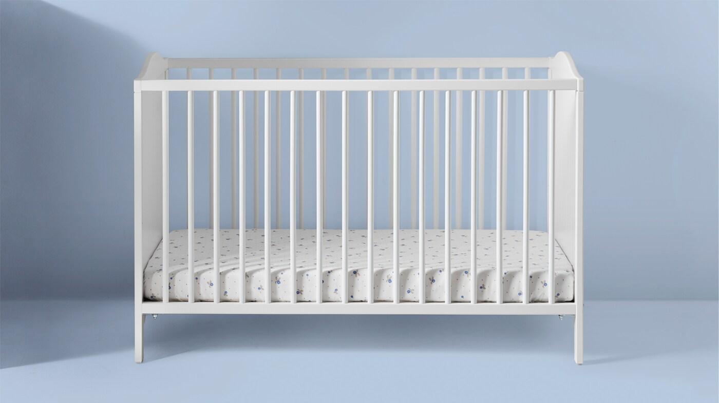 Söta Ikea Sundvik-säng- och spjälsängsidéer
