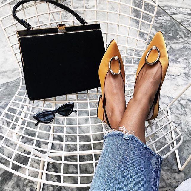 Söta platta skor för semesterfest