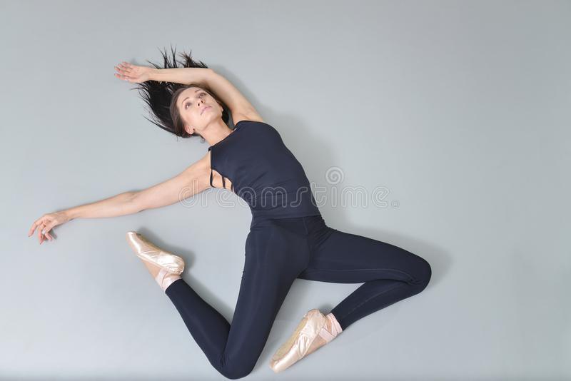 Sportiga ballerinor för kvinnor