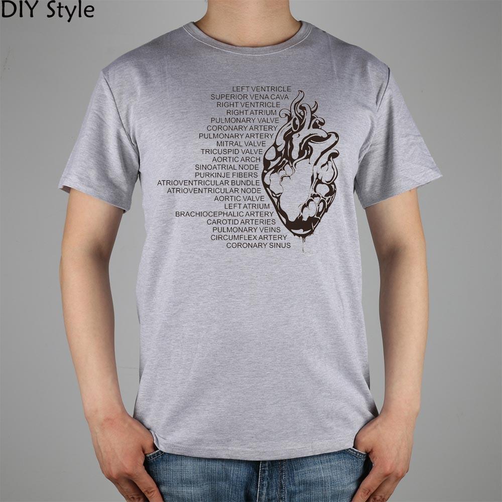 T-shirts med textavtryck
