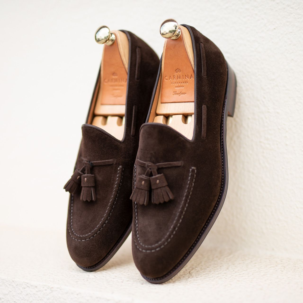 Tassel Loafers Outfit Idéer