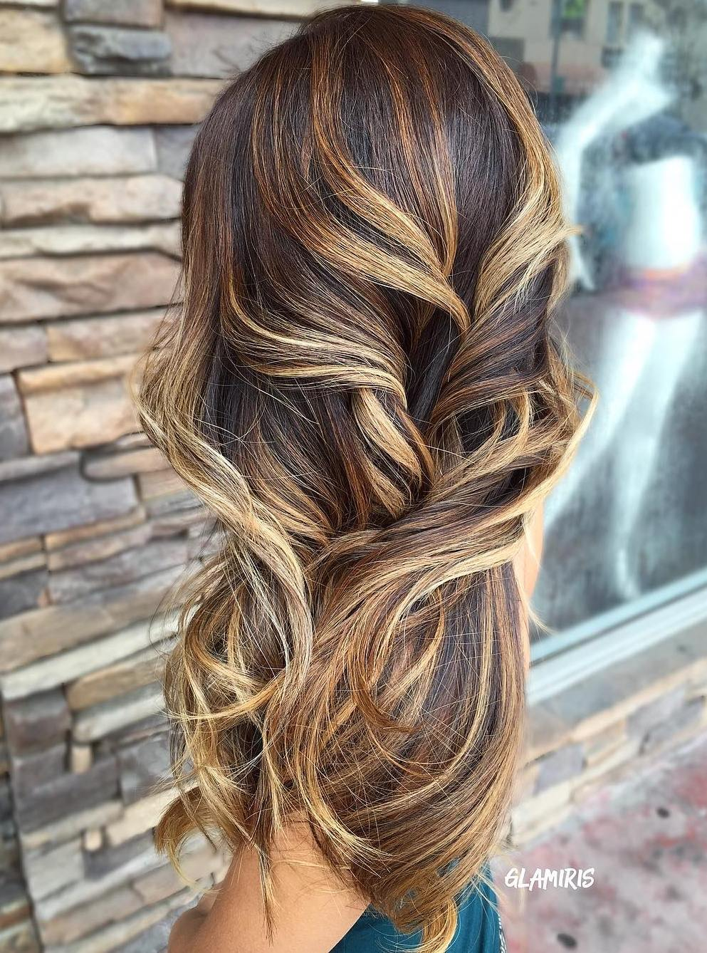 Tiger Eye Hair Color Inspirations