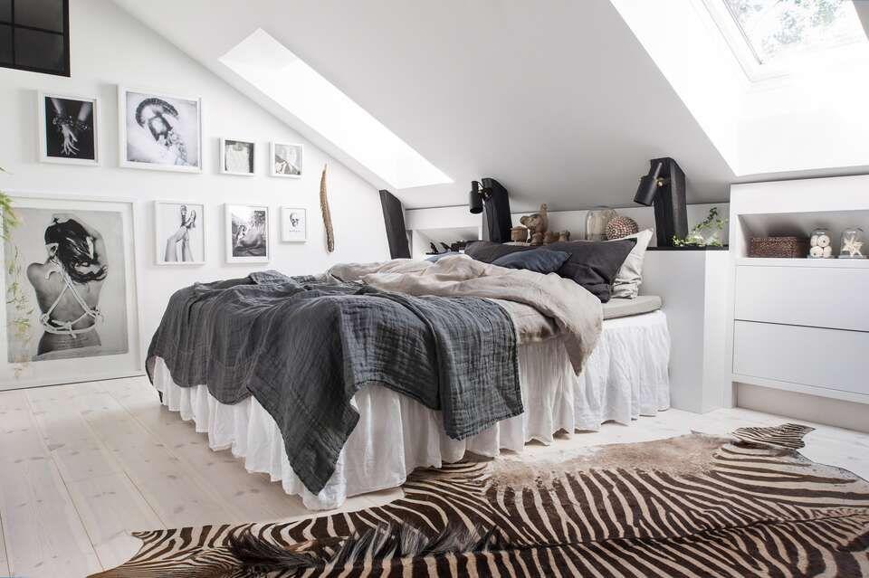 Underbara vårinspirerade sovrumsdesignidéer