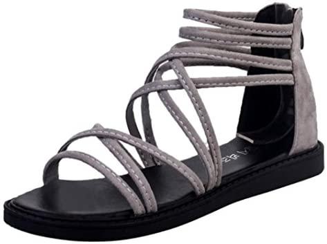 Utomhus sandaler för kvinnor