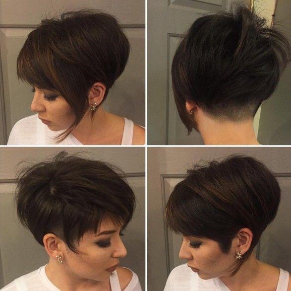 Vackra Pixie frisyrer