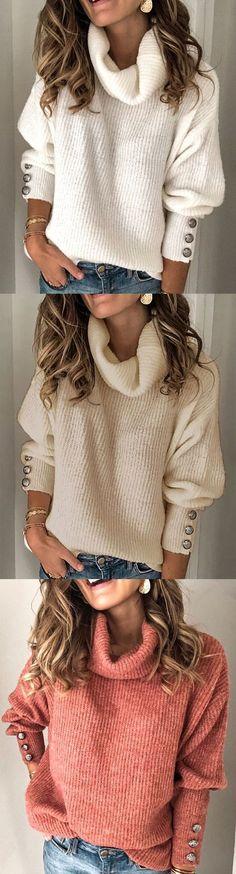 Vita tröja klädsel idéer