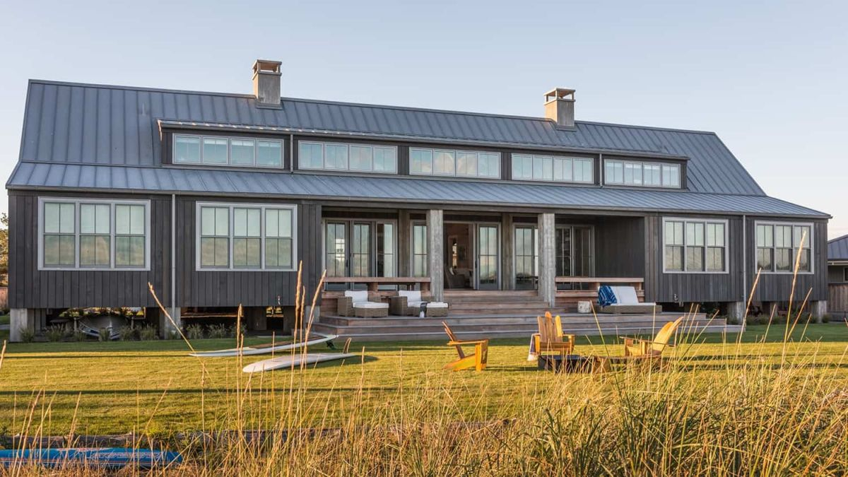 Waterfront Family Retreat