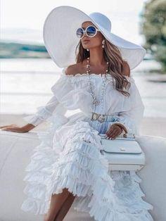 White Beach klänningar Idéer för kläder