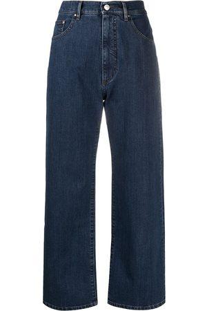 Wide Leg Jeans för kvinnor